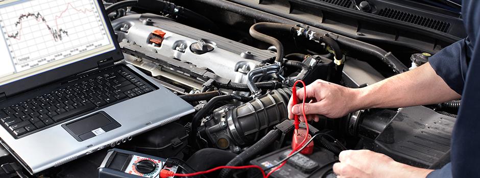 Car diagnostic check